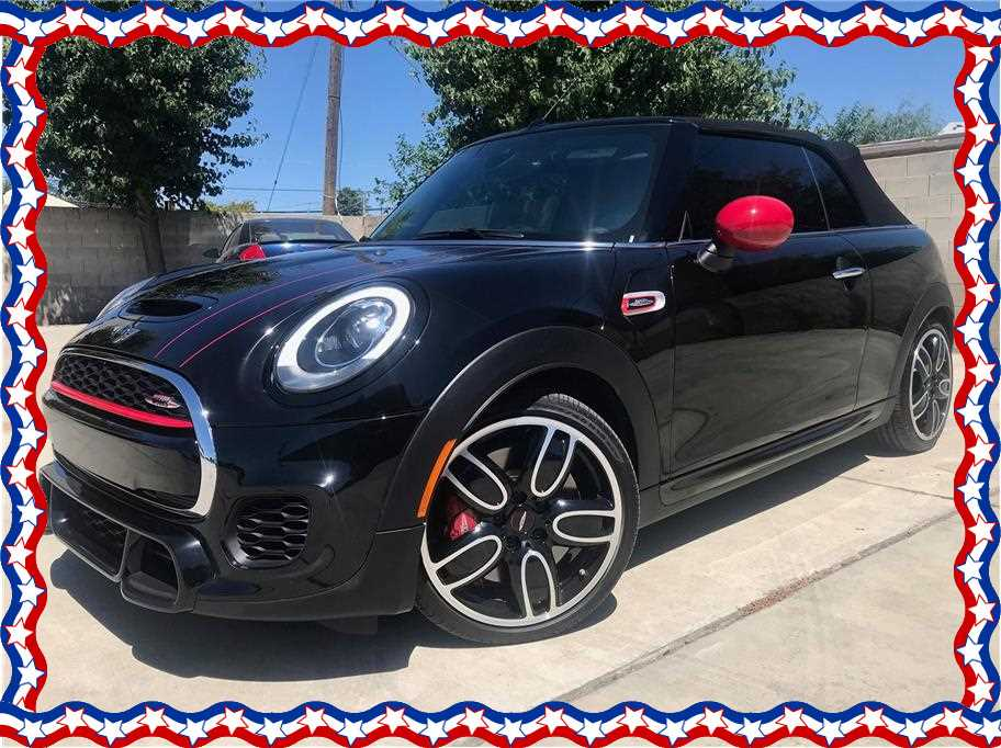 2017 MINI Convertible from Thoroughbred Motors