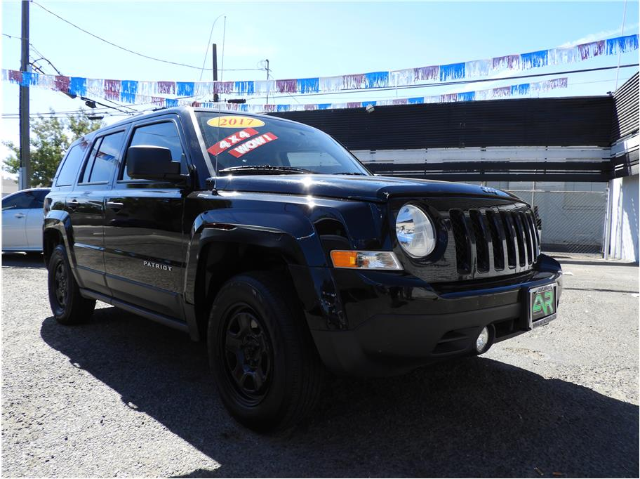 2017 Jeep Patriot from Auto Resources 1799 Yosemite Pkwy