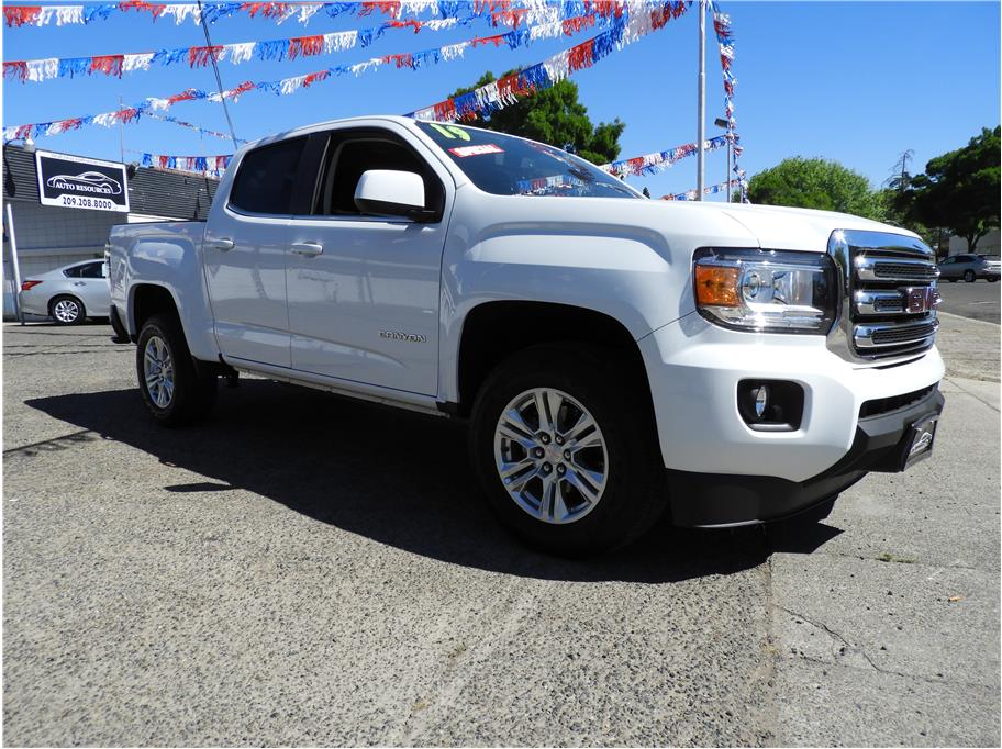 2019 GMC Canyon Crew Cab from Auto Resources