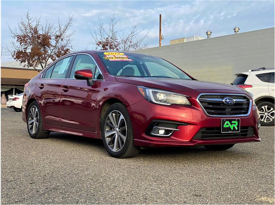 2018 Subaru Legacy from Auto Resources
