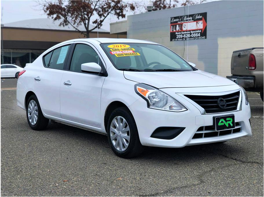 2019 Nissan Versa from Auto Resources
