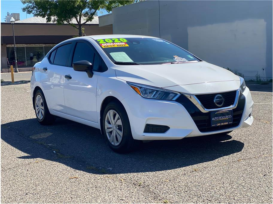 2020 Nissan Versa from Auto Resources