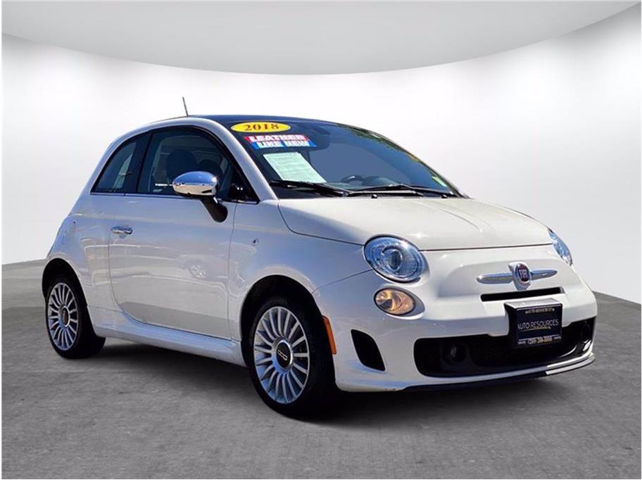 2018 Fiat 500 from Auto Resources