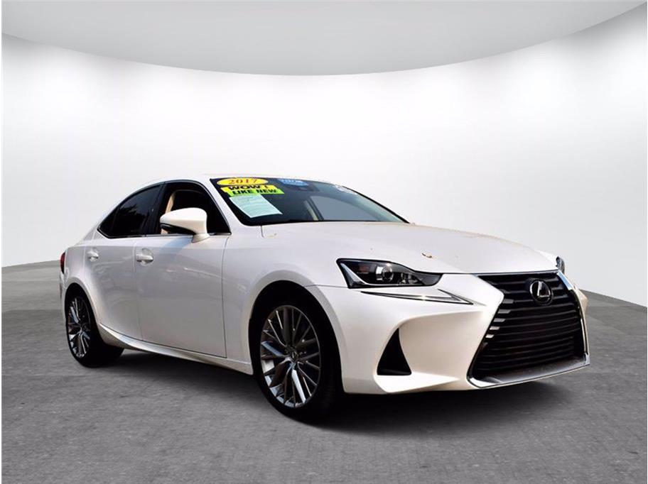2017 Lexus IS from Auto Resources