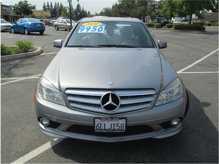2010 Mercedes-Benz C-Class from Fair Oaks Auto Sales