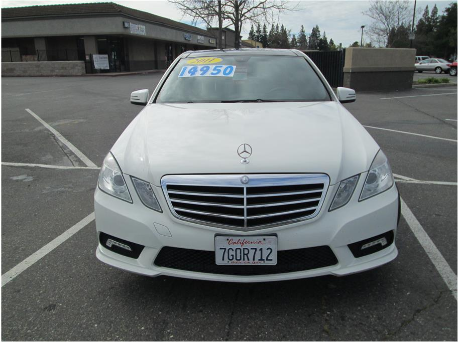 2011 Mercedes-Benz E-Class from Fair Oaks Auto Sales