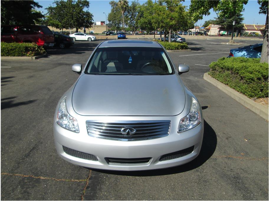 2008 INFINITI G from Fair Oaks Auto Sales