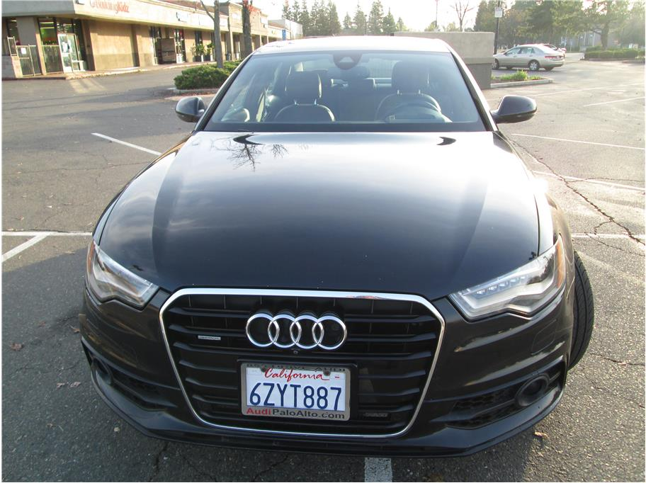 2013 Audi A6 from Fair Oaks Auto Sales