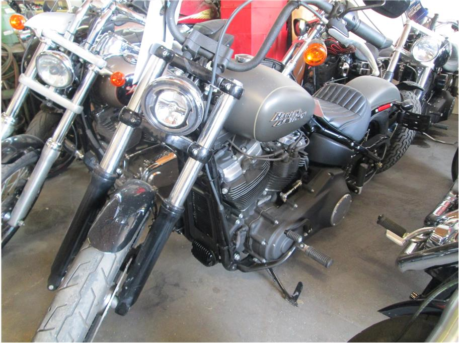 2019 HARLEY DAVIDSON FXBB / Street Bob from Fair Oaks Auto Sales