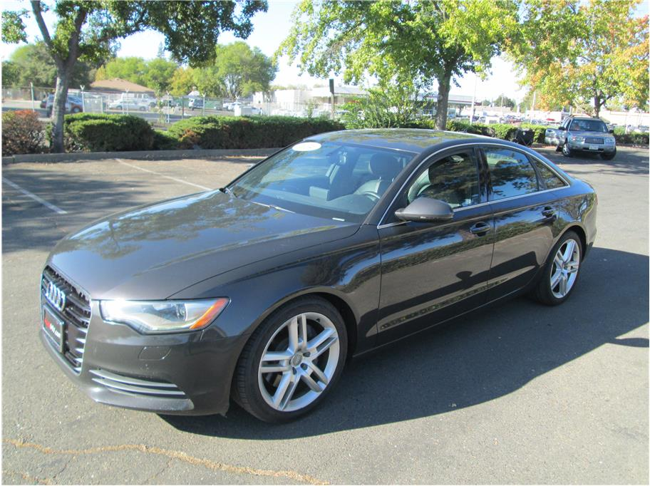 2014 Audi A6 from Fair Oaks Auto Sales