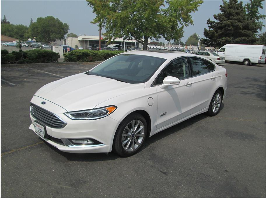 2017 Ford Fusion Energi from Fair Oaks Auto Sales