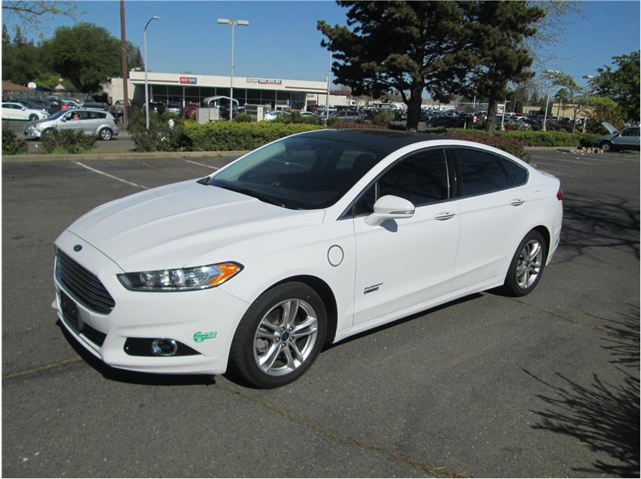 2015 Ford Fusion Energi from Fair Oaks Auto Sales