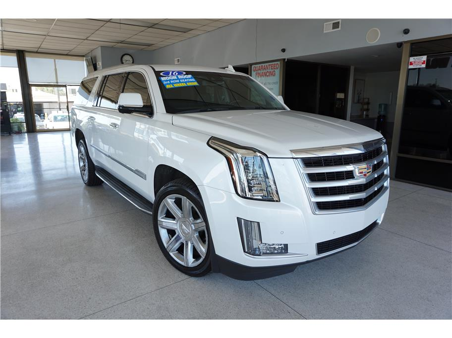 2016 Cadillac Escalade ESV from Auto Star Motors