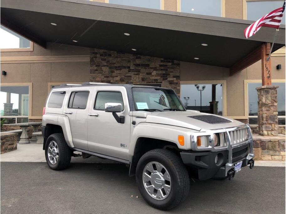 2007 HUMMER H3 from Moses Lake Family Auto Center