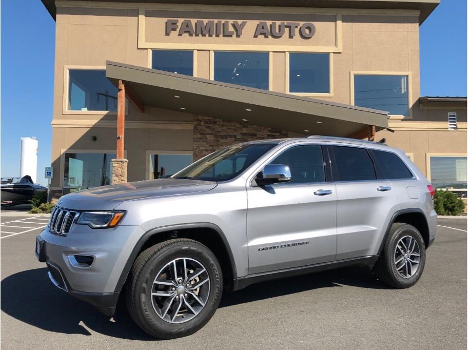 2018 Jeep Grand Cherokee from Moses Lake Family Auto Center