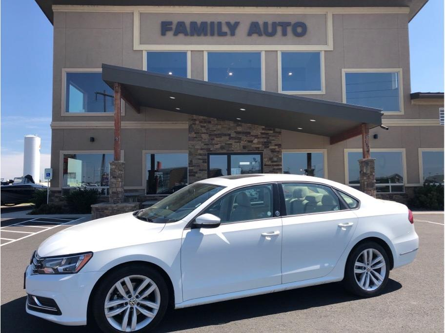 2019 Volkswagen Passat from Moses Lake Family Auto Center
