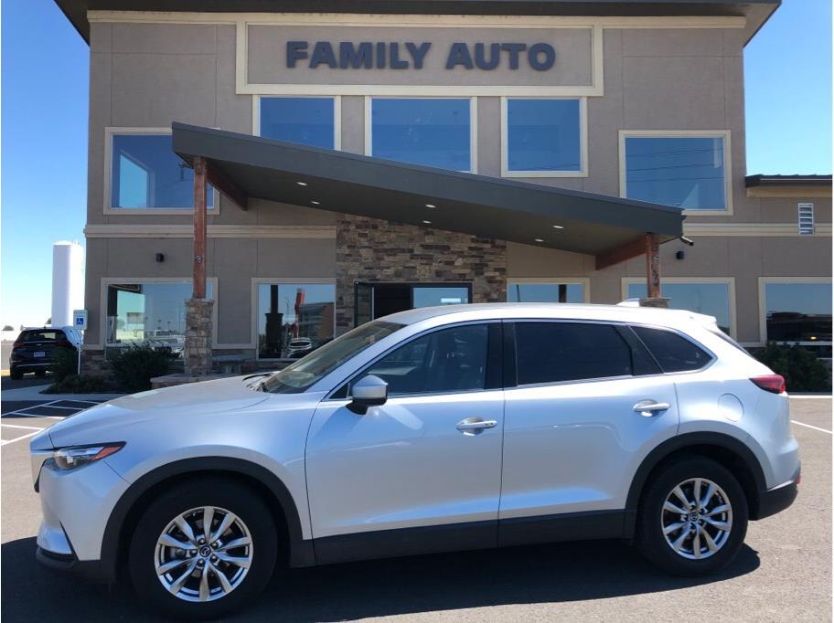 2018 MAZDA CX-9 from Moses Lake Family Auto Center
