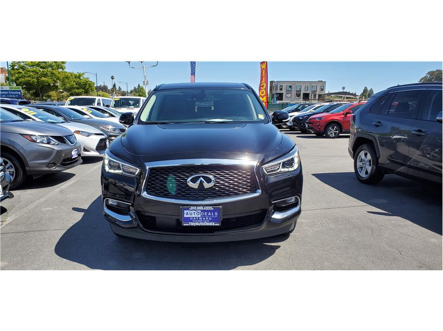 2019 Infiniti QX60 from Autodeals DC