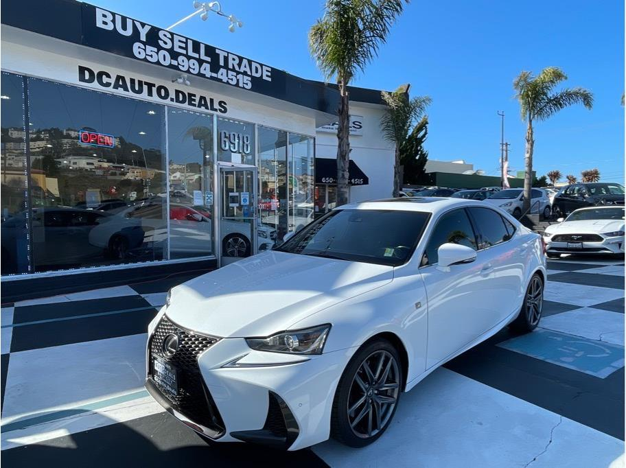 2018 Lexus IS from Autodeals DC