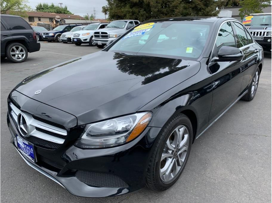 2018 Mercedes-Benz C-Class from Autodeals Hayward