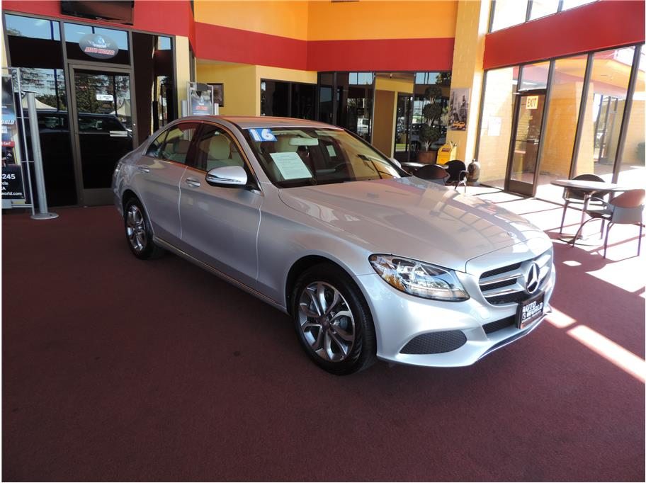 2016 Mercedes-benz C-Class from Stockton Auto World