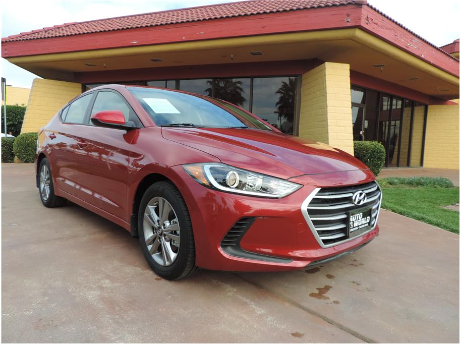 2018 Hyundai Elantra from Stockton Auto World