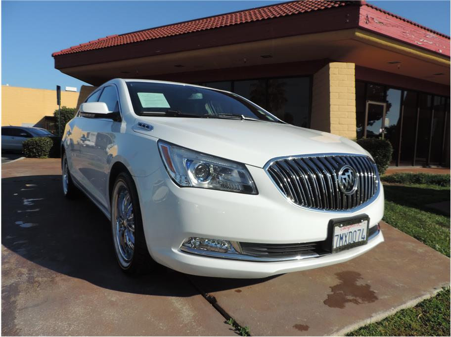 2016 Buick LaCrosse from Stockton Auto World