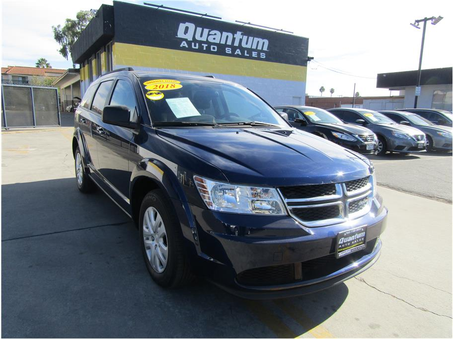 2018 Dodge Journey from Quantum Auto Sales - 728 N Escondido Blvd