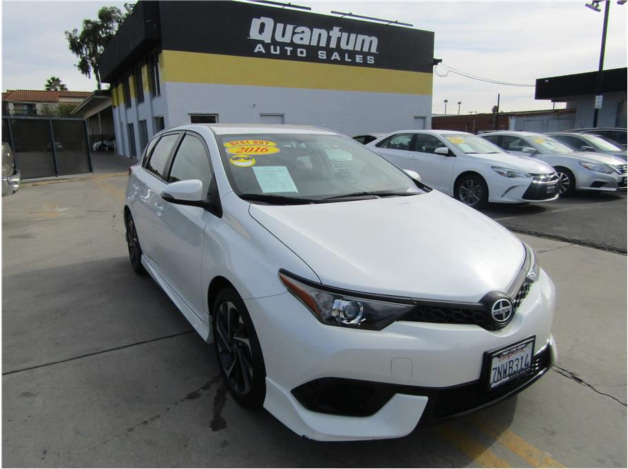 2016 Scion iM from Quantum Auto Sales - 728 N Escondido Blvd