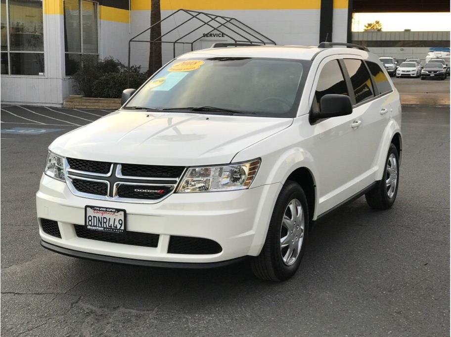 2018 Dodge Journey from Quantum Auto Sales