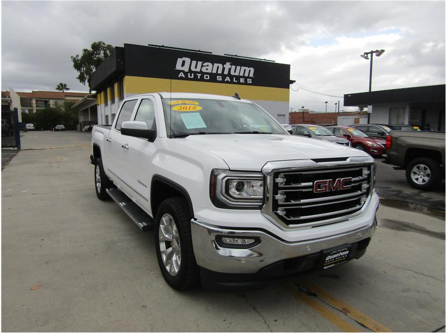 2018 GMC Sierra 1500 Crew Cab from Quantum Auto Sales - 728 N Escondido Blvd