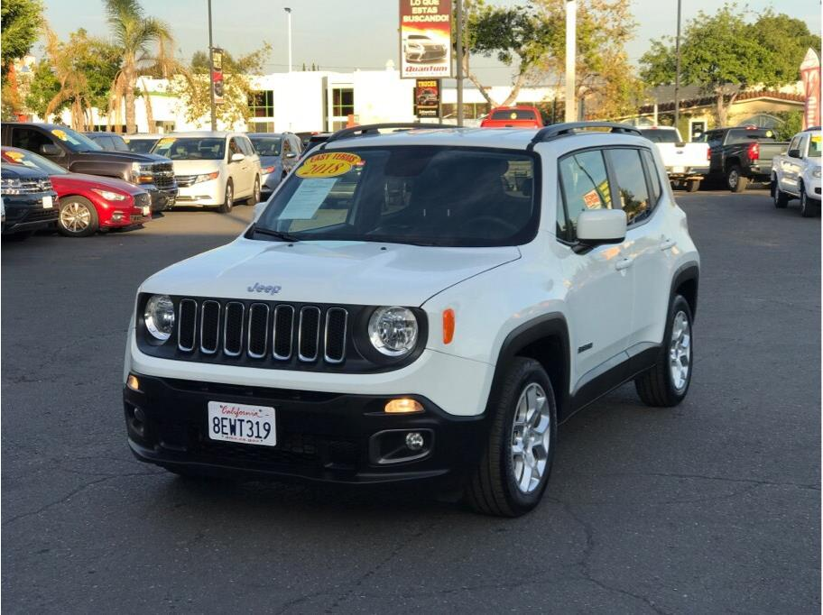 2018 Jeep Renegade from Quantum Auto Sales