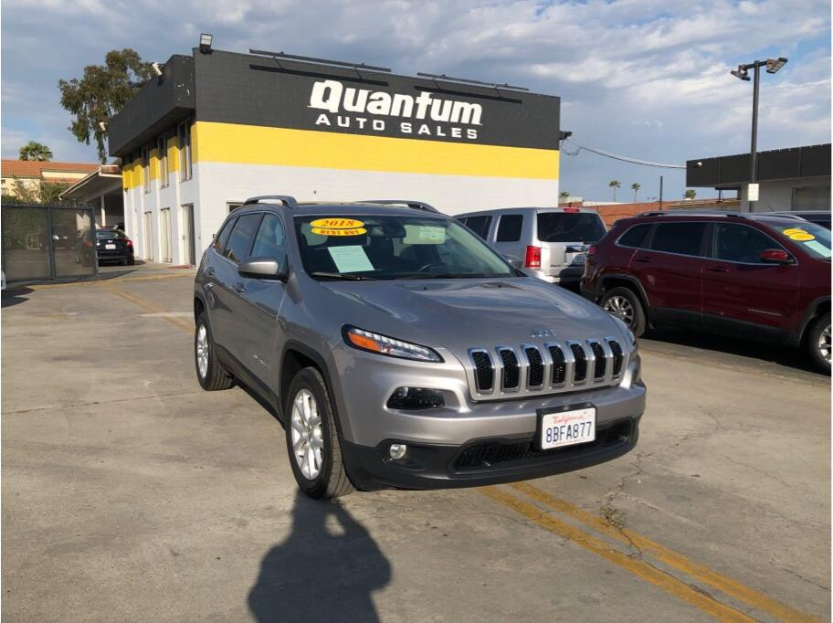 2018 Jeep Cherokee from Quantum Auto Sales - 728 N Escondido Blvd