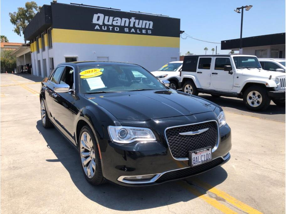 2018 Chrysler 300 from Quantum Auto Sales - 728 N Escondido Blvd