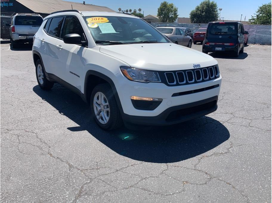 2018 Jeep Compass from Quantum Auto Sales