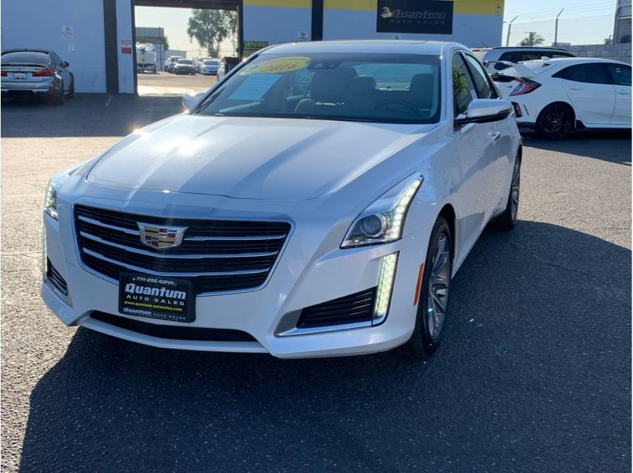 2016 Cadillac CTS from Quantum Auto Sales