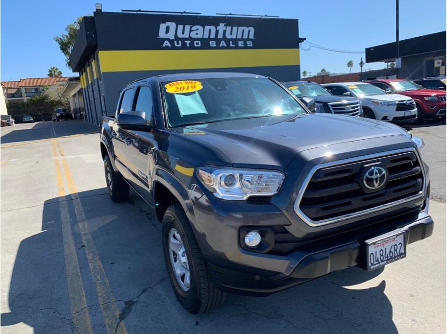 2019 Toyota Tacoma Double Cab from Quantum Auto Sales - 728 N Escondido Blvd