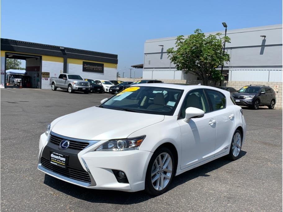 2017 Lexus CT from Quantum Auto Sales