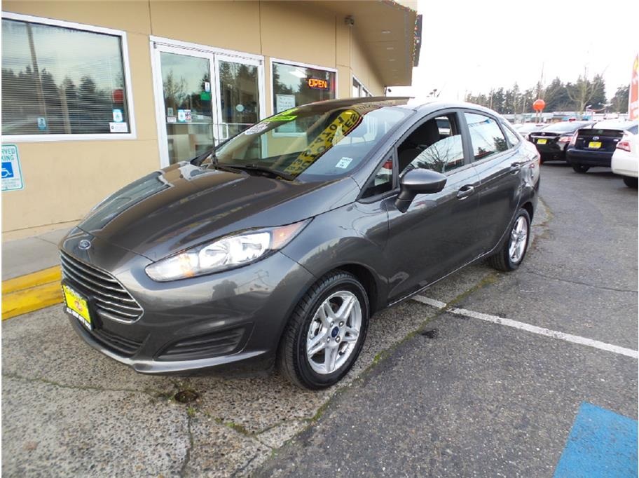2018 Ford Fiesta from All Right Auto Sales