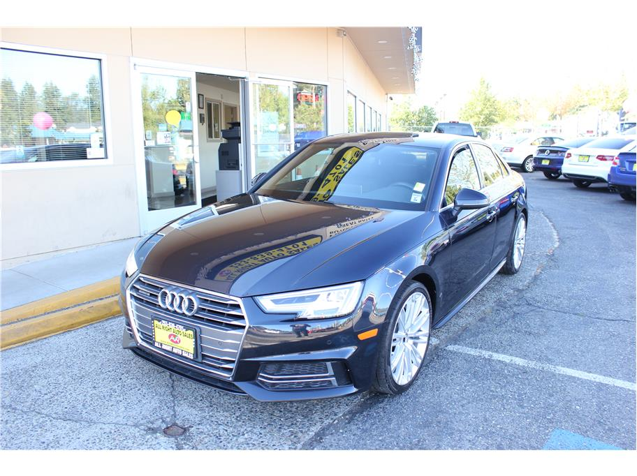 2017 Audi A4 from All Right Auto Sales