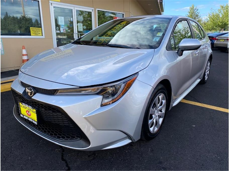 2020 Toyota Corolla from All Right Auto Sales