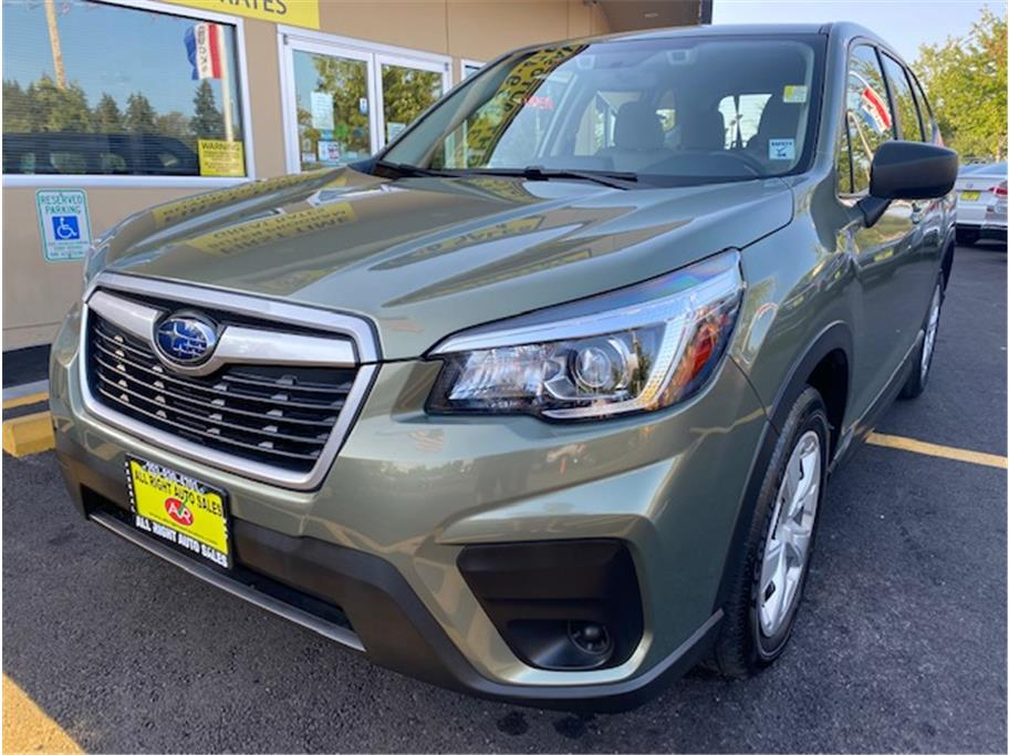 2019 Subaru Forester from All Right Auto Sales