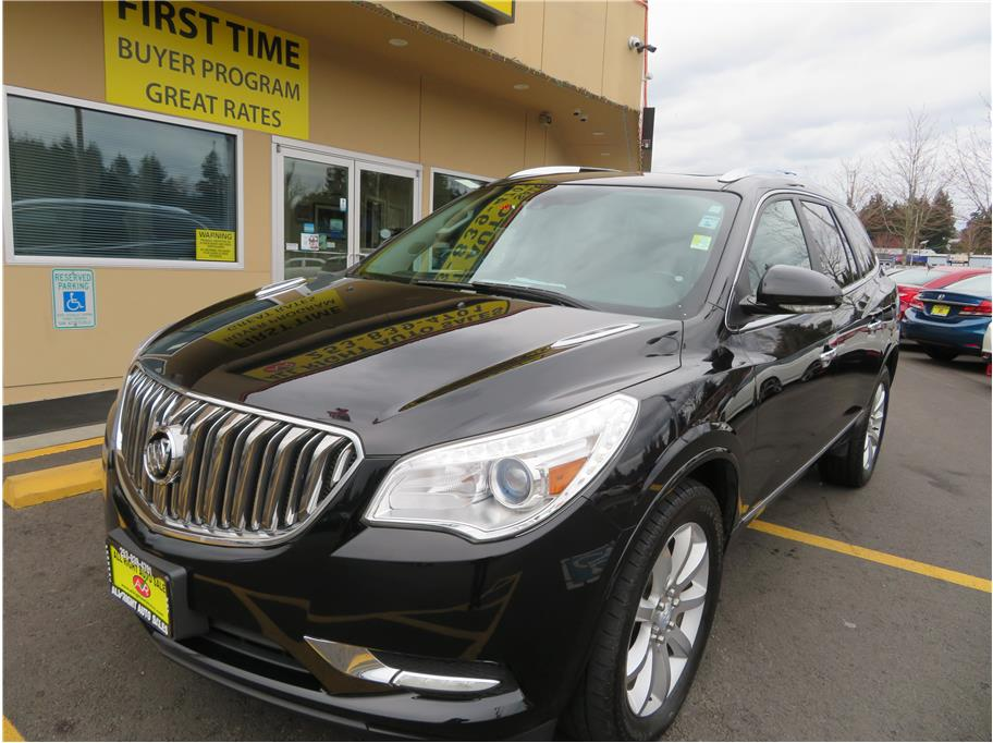 2016 Buick Enclave from All Right Auto Sales
