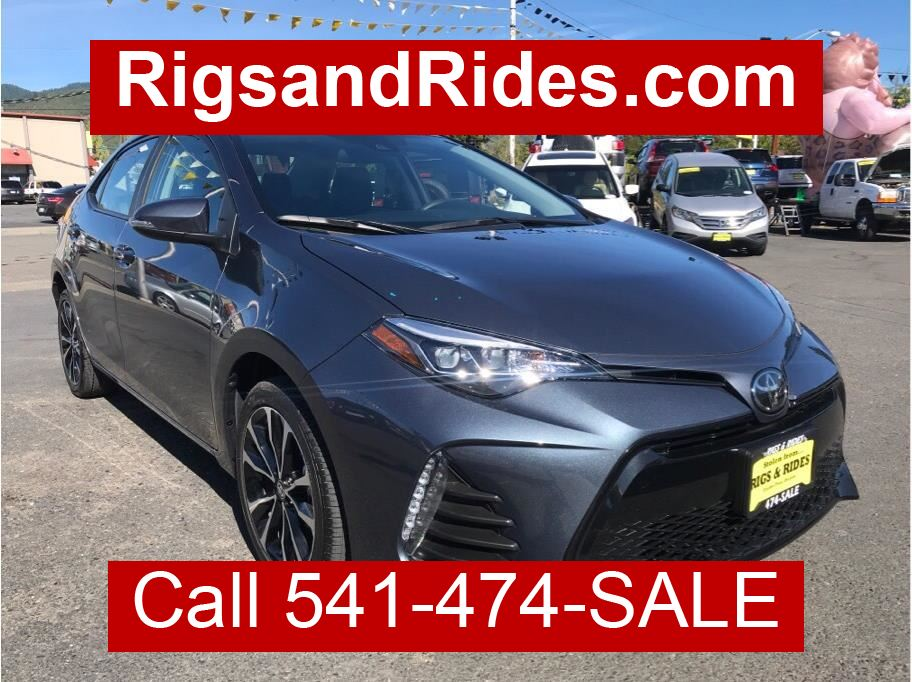 2019 Toyota Corolla from Rigs & Rides