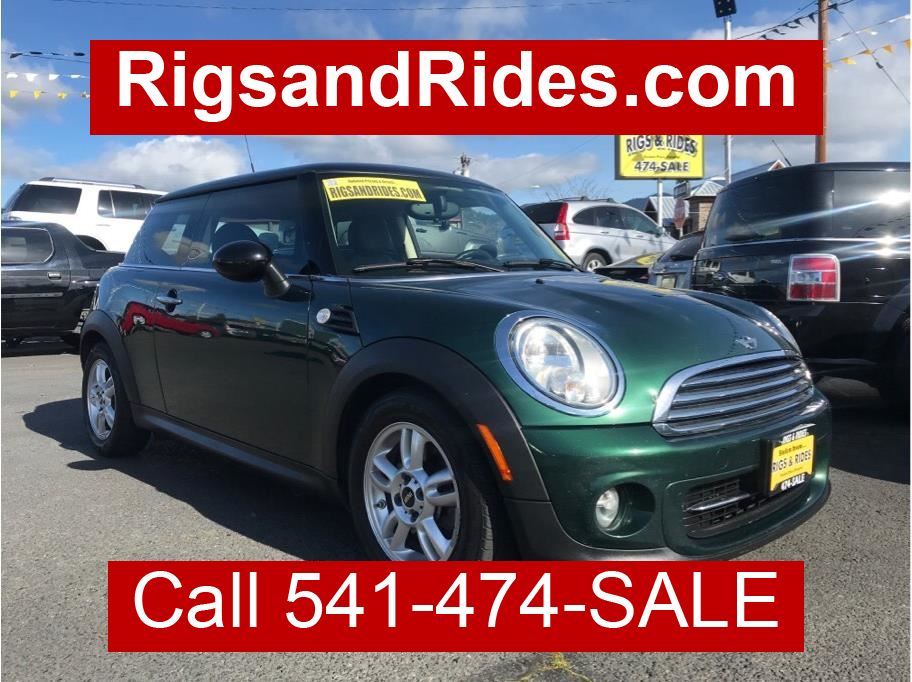 2013 MINI Hardtop from Rigs & Rides