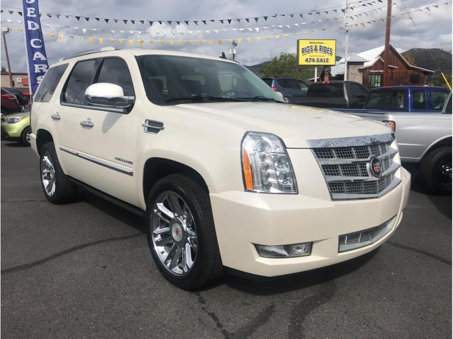 2014 Cadillac Escalade from Rigs & Rides