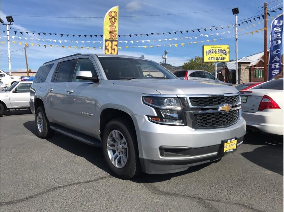2019 Chevrolet Suburban from Rigs & Rides