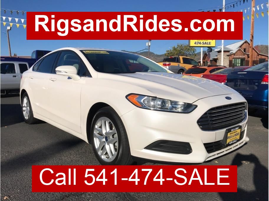 2014 Ford Fusion from Rigs & Rides