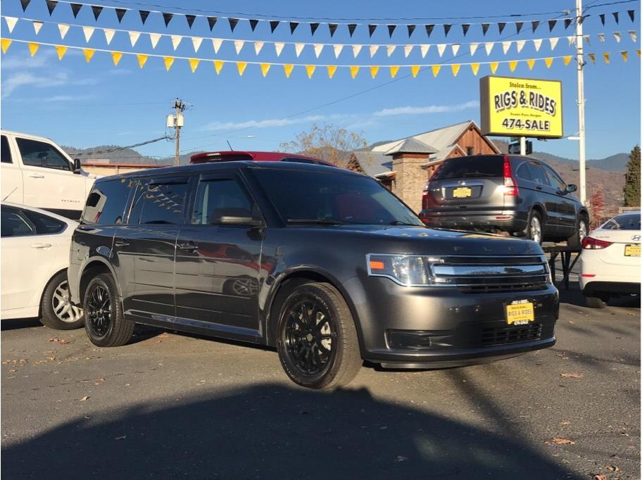 2016 Ford Flex from Rigs & Rides
