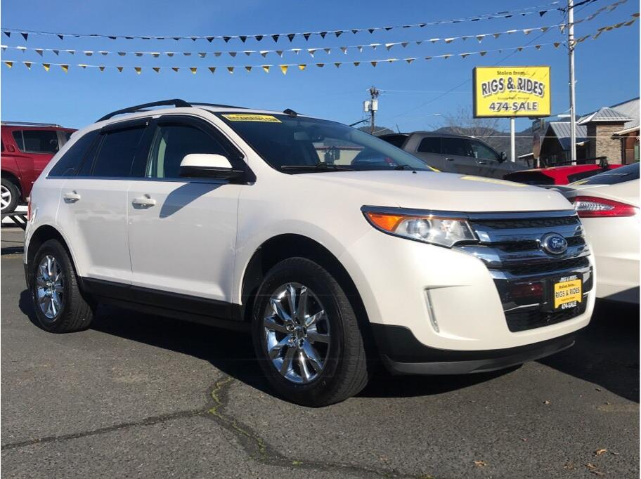 2014 Ford Edge from Rigs & Rides